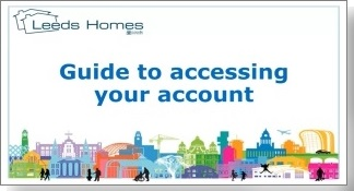 Guide to accessing your account